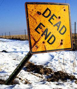 dead end marketing