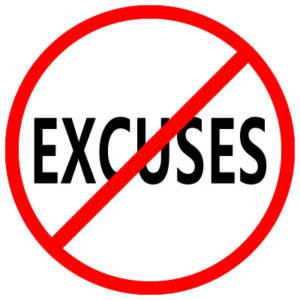 no-excuses