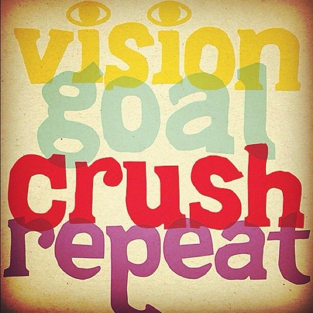 goal crush