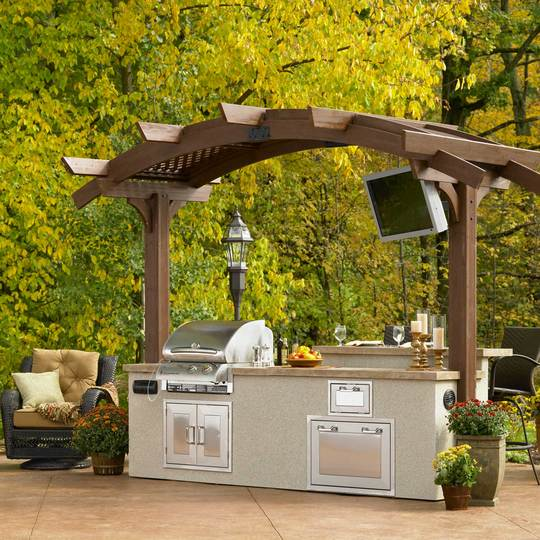 Outdoor Kitchens and 4 Points To Ponder