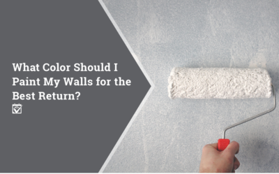 What Color Should I Paint My Walls for the Best Return