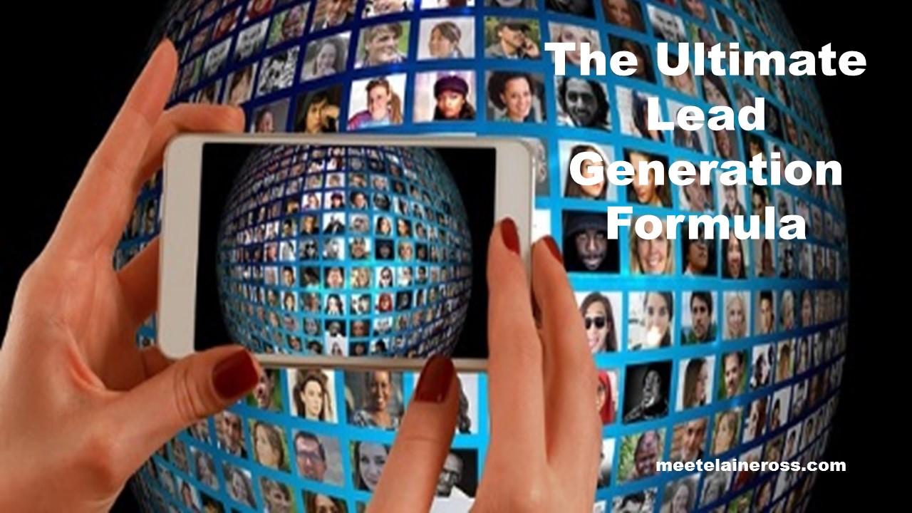 Ultimate Lead Generation formula