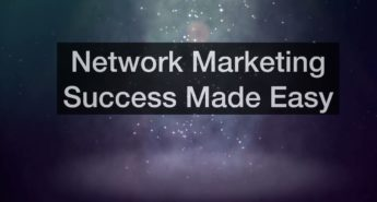 Successful Network Marketing