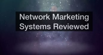 Network Marketing Systems