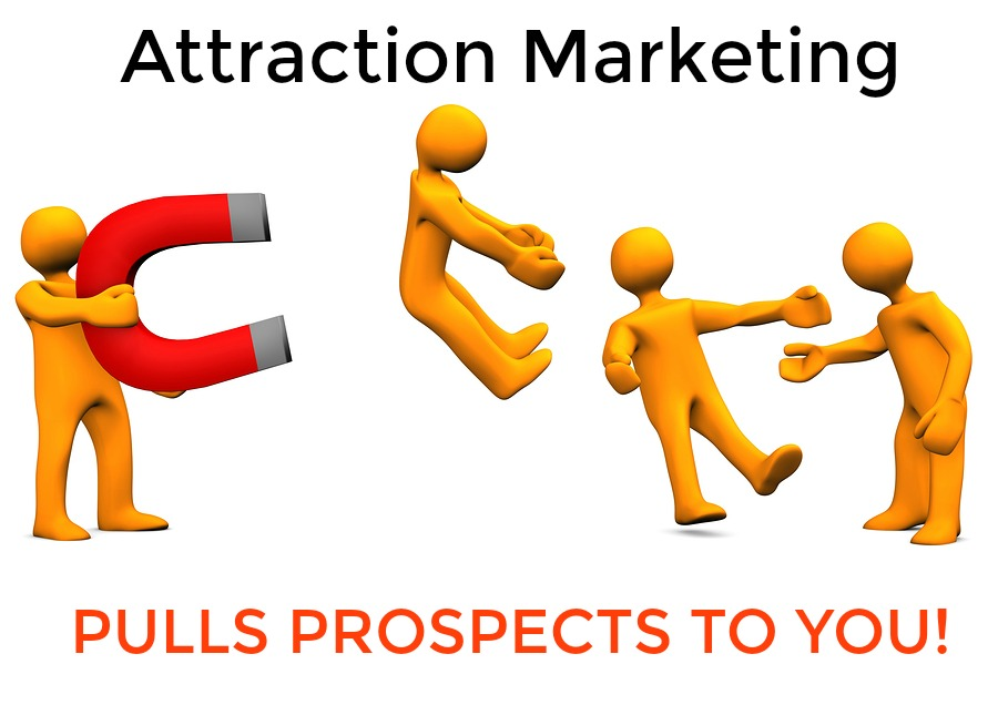 story marketing attraction marketing
