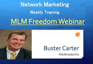 MLM Freedom Webinar Banner