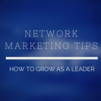 Network Marketing Tips
