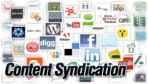 List of Sites Where to Syndicate your Blog Posts
