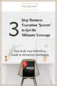 Have you ever wondered what the top earners business execution secrets include? As a serious entrepreneur with goals to achieve the number one habit we all must master is business execution. Commit to working the 3 business execution secrets in this blog post to get the ulitmate leverage in your online business. #networkmarketingtips #affiliatemarketingtips #attractionmarketingtips #onlinebusinesstips