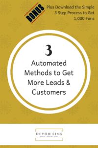 Network Marketers looking to grow a business smarter and not harder must implement these 3 automated methods to get more leads and customers for their business. It hits all the main money making activities, leads, rapport, and follow-up. #networkmarketingtips #onlinebusinesstips #emailmarketingtips #entrepreneurtips