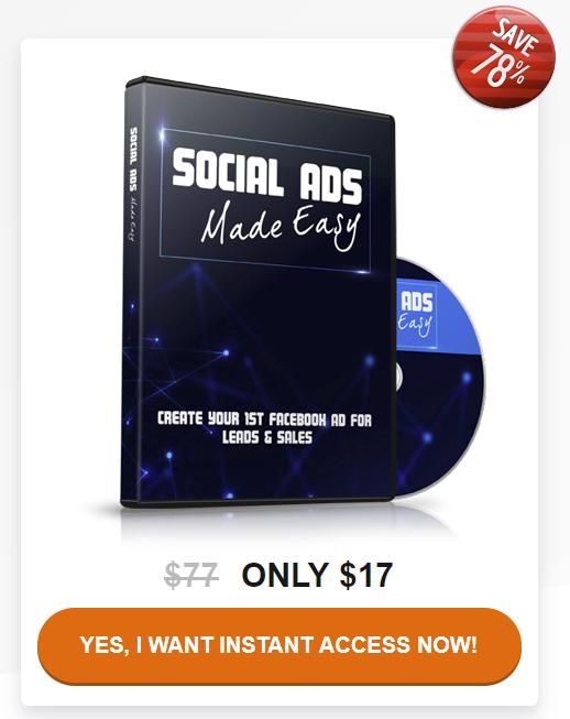 SOCIAL MEDIA ADS MADE EASY