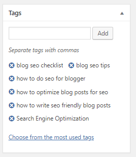 Tags-Blog-Search-Engine-Optimization