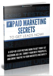 FB-Paid-Marketing-Secrets Zach Loescher Residual Genius