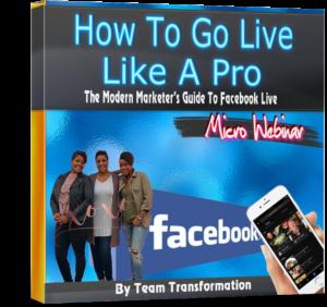 Box Training - FB live