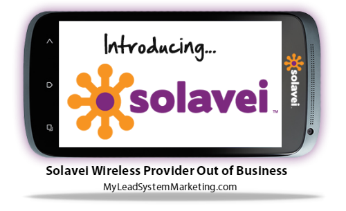Solavei Wireless Provider Out of Business