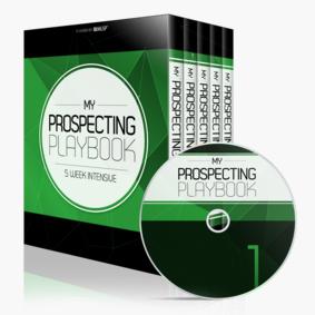 mlm prospecting playbook