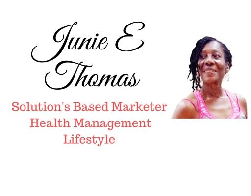 Junie E Thomas
