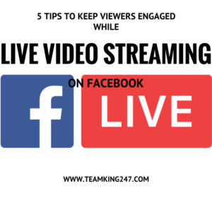 FB LIVE Tips{blog}