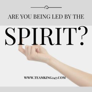 Led by the Spirit{blog} (1)