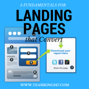 Landing Pgs that Convert{blog}