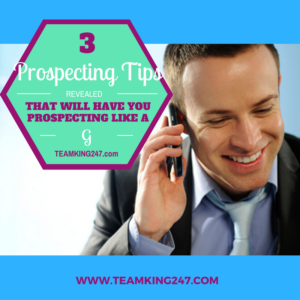 Prospecting Tips Revealed{blog}