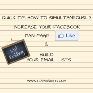 Facebook Fan Page Likes{blog}