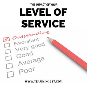 Level of Service{blog}