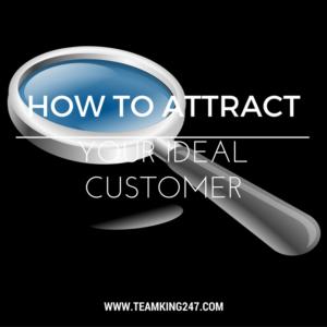 Ideal Customer{blog}