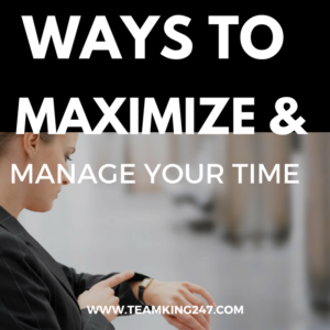 Manage your time{blog}