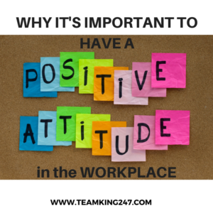 Positive Attitude in the Workplace{blog}