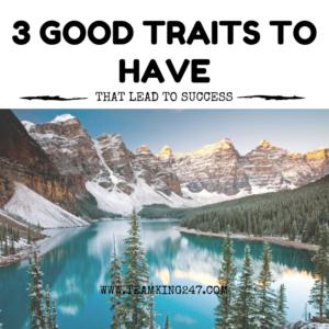 good-traits-to-haveblog