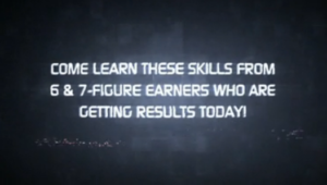 Get results like 6 and 7 figure earners