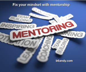 Fix Your Mindset With Mentorship and Rise Above the Blame Game