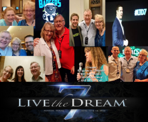 Living the Dream at Live the Dream 7