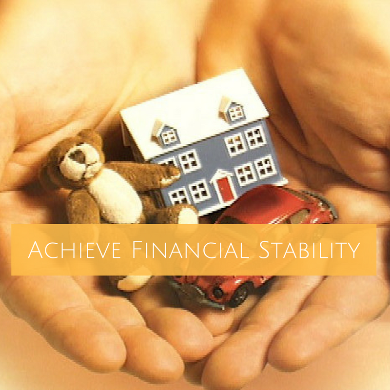 6 Simple Steps to Financial Stability and Financial Security