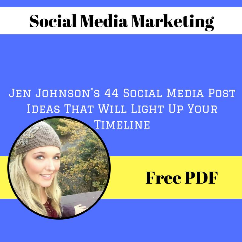 44 Lead Grabbing Social Media Posts Ideas