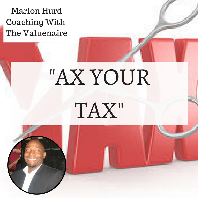 Ax Your Tax