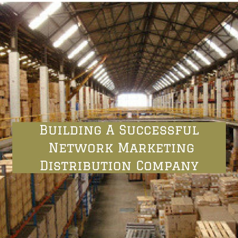 Building A Successful Tai Lopez Network Marketing Distribution Company