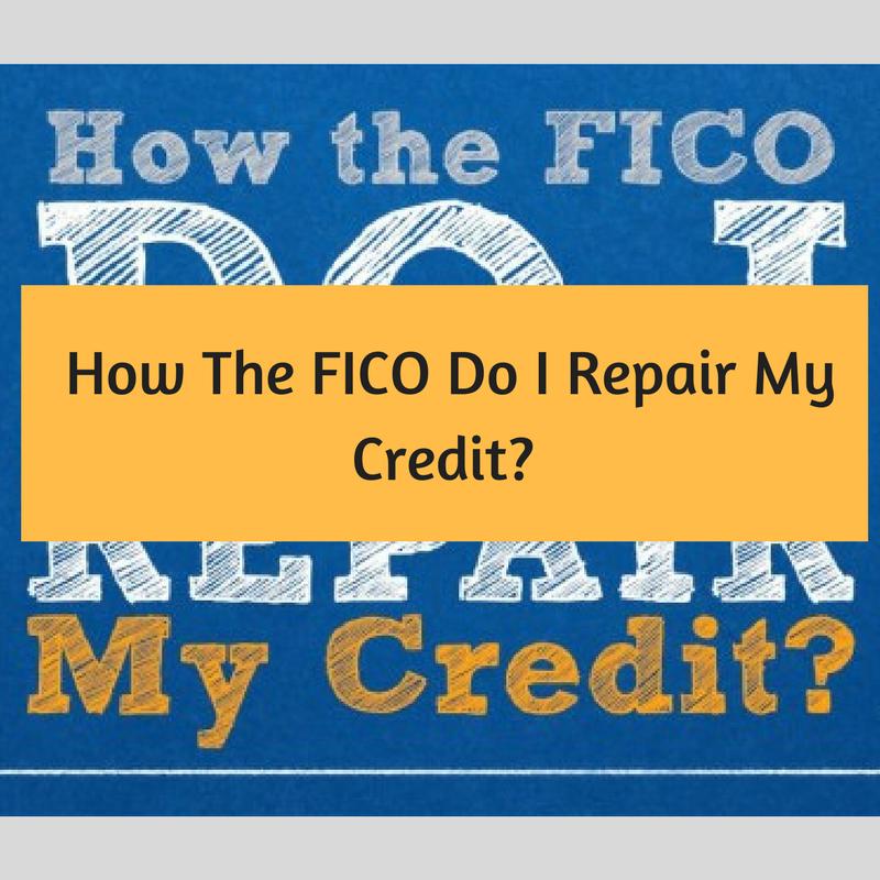 credit repair secrets everyone must know