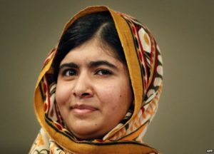 """Malala Yousafzai was shot in the head by Taliban gunmen - her """"crime"""", to have spoken up for the right of girls to be educated. The world reacted in horror, but after weeks in intensive care Malala survived. Her full story can now be told."""