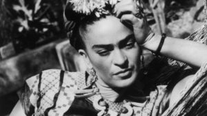 FRIDA KAHLO queen of the selfie