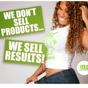 we sell results